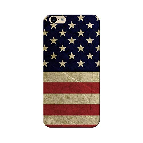 PropFactory Printed American Flag Phone Case /Back Cover for Smart Phone (Samsung S7 Edge)