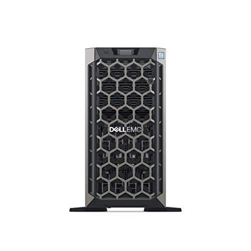 Dell PowerEdge T440 Server, Intel Xeon 4210 (2nd Gen, 10Core) Processor with 2 x 16GB RAM & 2 x 1.2TB 10K RPM SAS Hard Disk, 3 Years Warranty by Dell.