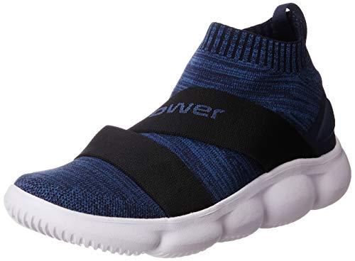 Power Men's Mello Symere Blue Running Shoes-7 (8089009)