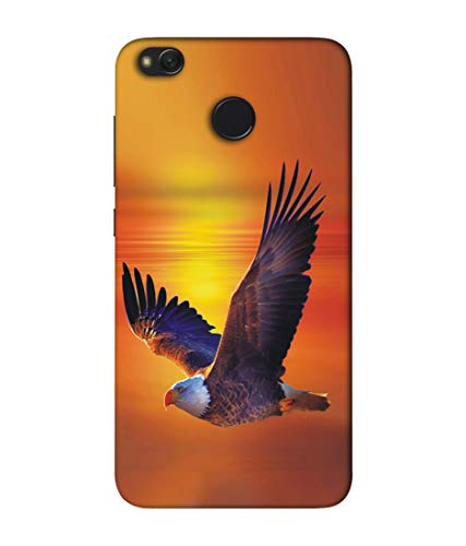 S SMARTY Designer Printed Plastic Mobile Back Case Cover Redmi 4 (Beautiful Eagle)