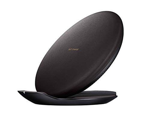 SAMSUNG FAST WIRELESS CHARGER CONVERTIBLE PAD AND STAND EP-PG950BBEGIN BLACK