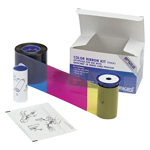 Datacard 534000-003 Color Ribbon and Cleaning Kit