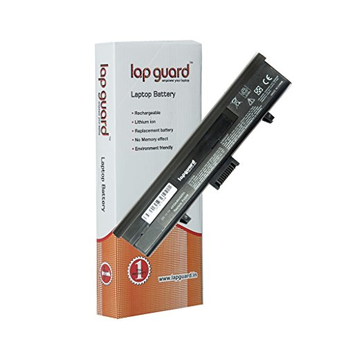 Lapguard 6 Cell Laptop Battery for Dell PU556 Black (LGBTDM1330BLK06)