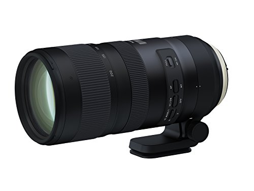 Tamron SP 70-200mm F/2.8 Di VC G2 for Canon EF Digital SLR Camera (2 Year Tamron Limited Warranty)