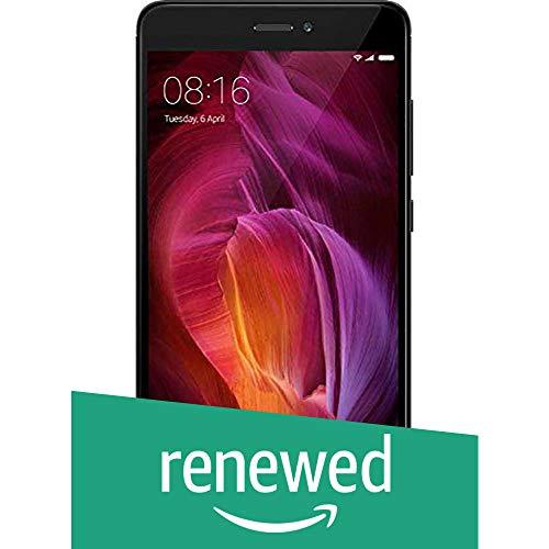 (Renewed) Xiaomi Redmi Note 4 (Grey, 32GB)
