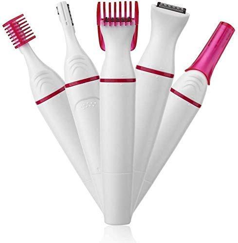 Wild Fox Sensitive Precision Hair Removal Bikini Electric Trimmer for Women Sweet Sensitive Precision Beauty Styler Hair Removal Bikini Trimmer for Women Ladies/Girls Clipper