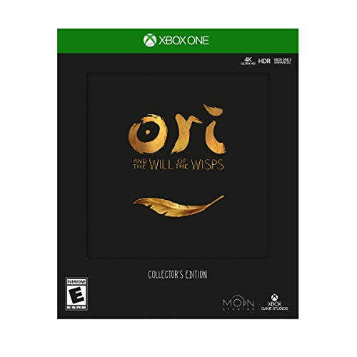 Ori and the Will of the Wisps Collector's Edition - XBOX One (Xbox One)