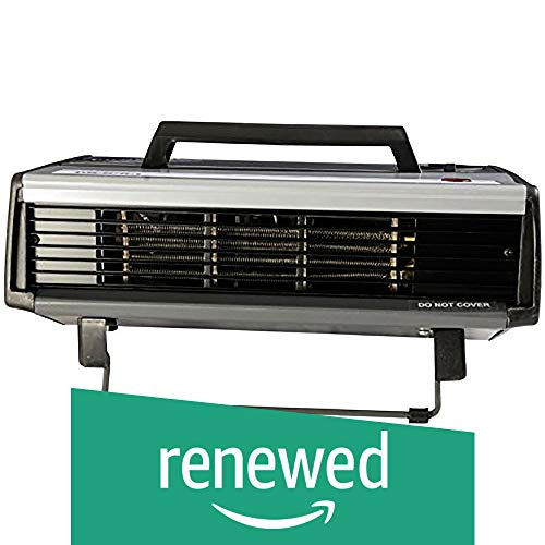 (Renewed) Usha 423 N Heat Convector (Black)