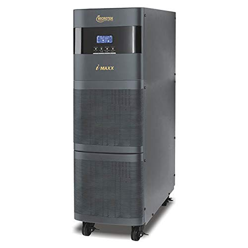 Microtek-Online UPS i-MAXX-5.5KVA 192V (1PH IN-1PH Out) Pure Sinewave