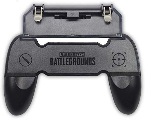 ANSHIKA POWER Games PUBG Trigger R11 Joystick Controller Gamepad (Black) (Black)