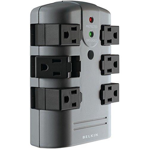 Belkin 6 Outlet Surge 1080J
