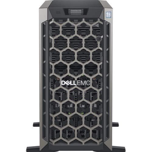 Dell PowerEdge T440 Server, Intel Xeon 3204 (2nd Gen, 6Core) Processor with 8GB RAM & 1TB 7.2K RPM SATA Hard Disk, 3 Years Warranty by Dell.