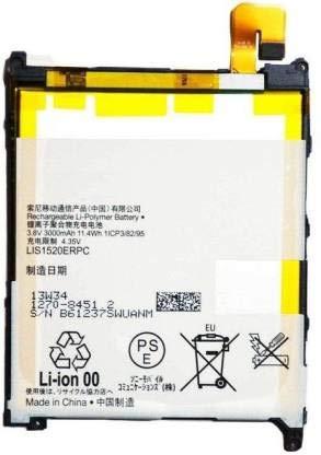 ClickAway Mobile Battery for Sony XP-Z1 LIS1525ERPC, Full mAh Tested