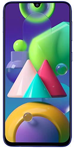 (Renewed) Samsung Galaxy M21 (Midnight Blue, 4GB RAM, 64GB Storage)