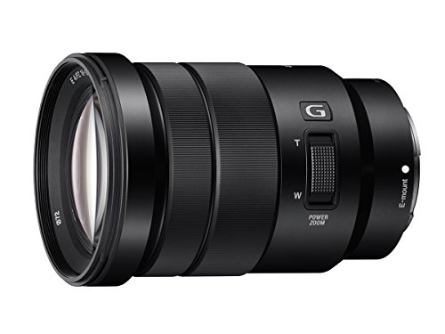 Sony SELP18105G E Mount APS-C 18-105 mm F4.0 Zoom G Lens (Black)