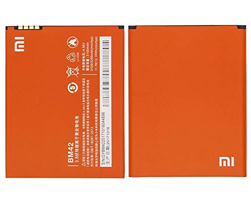 NMRA Enterprises National Mobile Related Accessories NMRA Mobile Battery Compatible for Xiaomi Redmi Mi Note, Note 4g