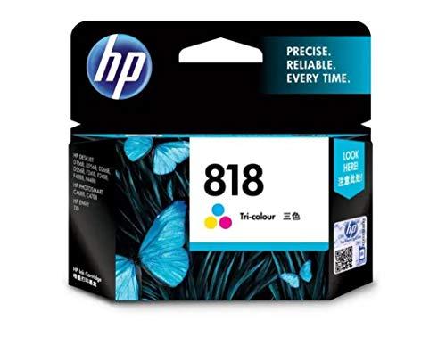HP 818 Color Ink Cartridge CC643ZZ