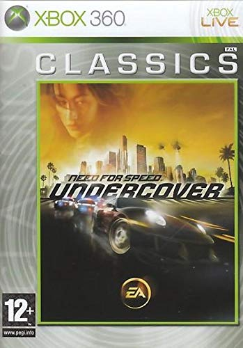 Microsoft Need for Speed Undercover (Classics)