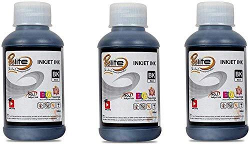 Prodot All Inkjet Printers Ink 200 ml Set of 3 (Black)
