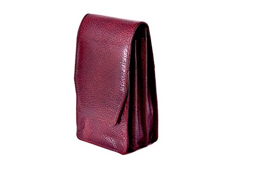 Jagdish, Genuine Leather And Two Mobile Cover Pouch