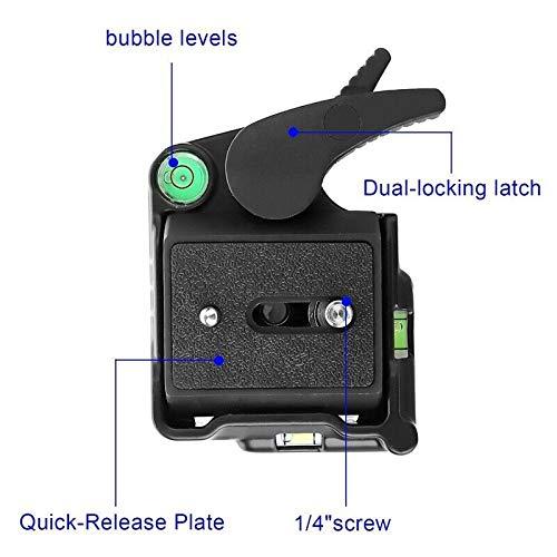 ELECTROPRIME Kingjoy Bb-20 Universal Camera Camcorder Tripod Monopod Ball Head Quick Rel B4R7