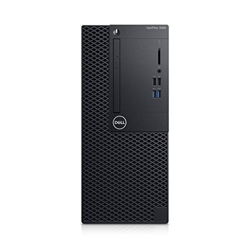 Dell Optiplex 3060 MT (Mini Tower) -Core i3 8th Gen    8 GB Ram    1 TB HDD    Dos-Ubantu    Without Monitor and ODD