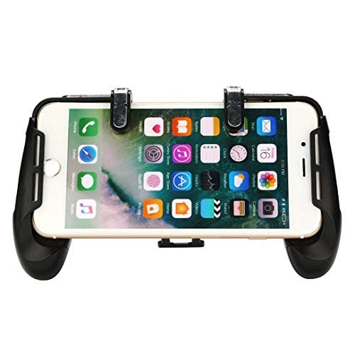 Tobo - PUBG Mobile Game Pad Controller with L1 R1 Triggers PUGB Phone Gamepad L1R1 Buttons Shooting Gaming Gamepads for All Android.