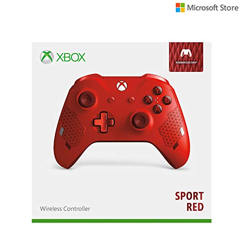Microsoft Xbox Wireless Controller - Sport Special Edition (Red)