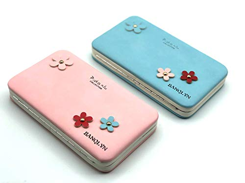 BANQLYN Duo FL+ FB Phone Holder Case Wallet (Pack of 2)
