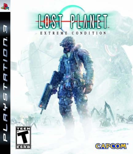 Capcom Lost Planet: Extreme Condition (PS3)