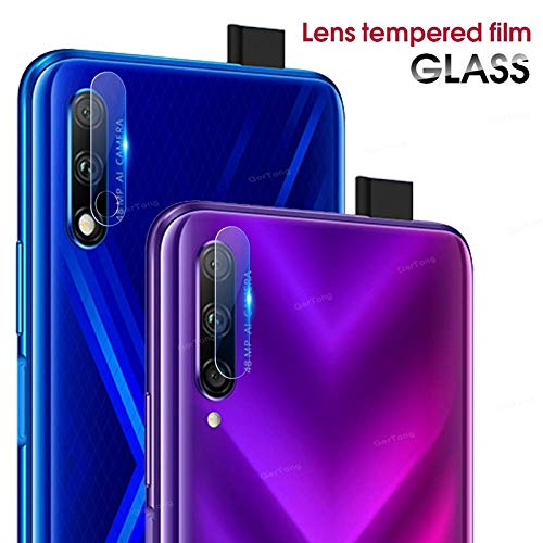 MOBIRUSH Camera Lens Protector for Huawei Y9s, Lens Protector Shield Tempered Glass 2.5D Edges