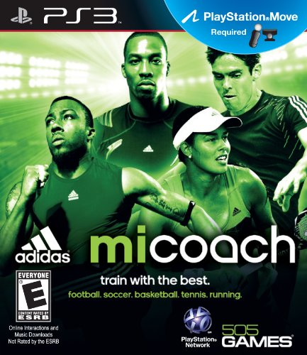 505 Games MiCoach (PS3)