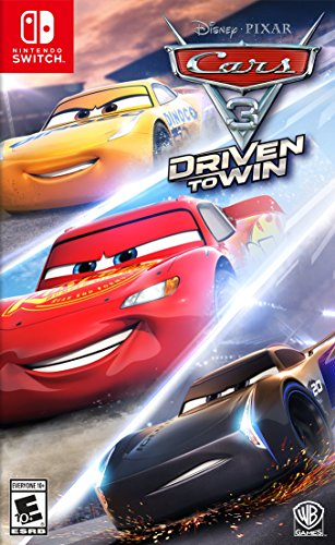 Warner Home Video - Games Cars 3: Driven to Win - Nintendo Switch