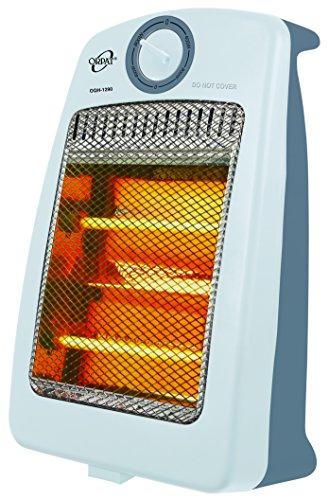 Orpat OQH-1290 800 Watt Quartz Heater (T.Grey)