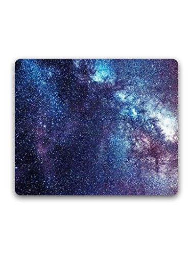 Madanyu Designer Mousepad Non-Slip Rubber Base for Gamers - HD Print - Starry Night Sky