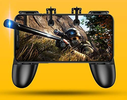 Stybits PUBG 3 in 1 Game Fire Button Aim Key Smart Phone Trigger R1 L1 Gamepad Mobile Gaming Handle Shooter Controller