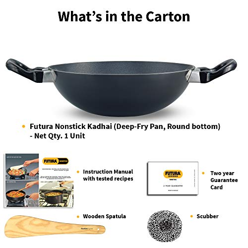 Futura Non-Stick Deep-Fry Pan