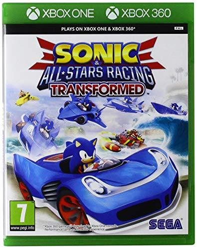 Microsoft Sonic and All Stars Racing Transformed: Classics (Xbox 360)