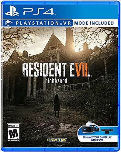 Capcom Resident Evil 7: Biohazard - PlayStation 4