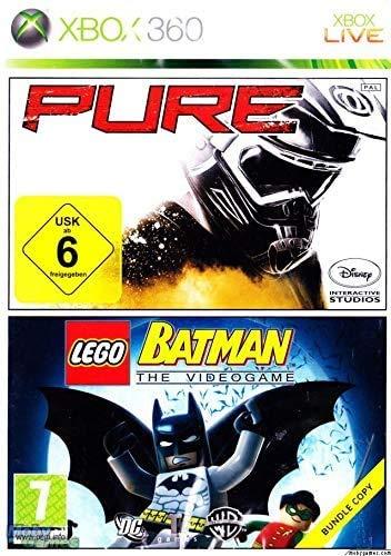 Disney Lego Batman / Pure Double Pack - Bundle Version (Xbox 360)