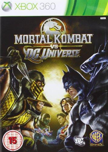 WB Mortal Kombat Vs DC Universe (Xbox 360)