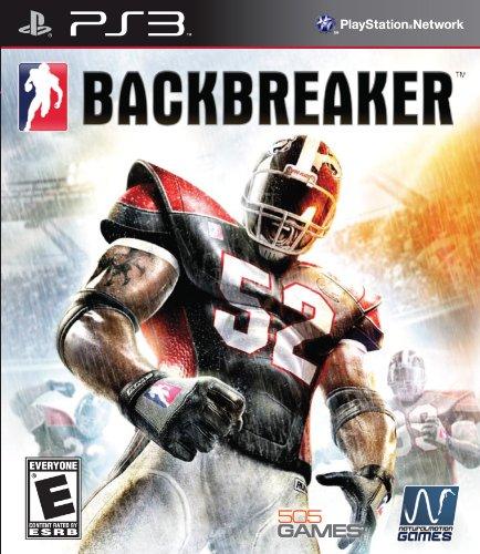 505 Games Backbreaker (PS3)