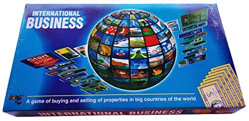Samurai International Business Game (L - 14 X W - 14)