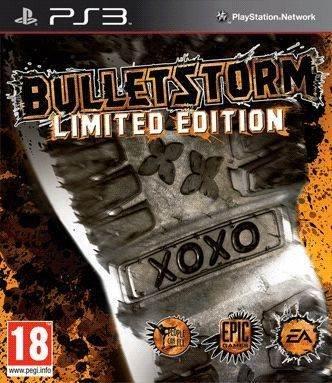 EA Bulletstorm Limited Edition