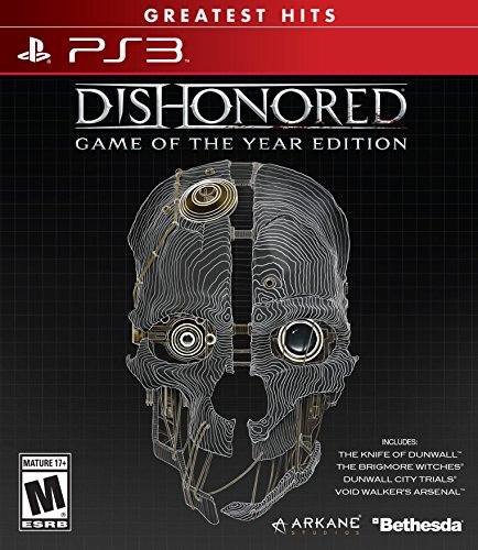 Bethesda Dishonored: Game of the Year Edition - PS3