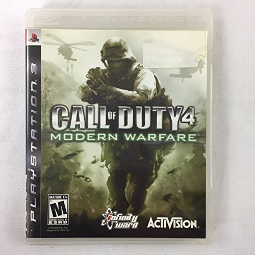 ACTIVISION Call of Duty 4: Modern Warfare (PS3)