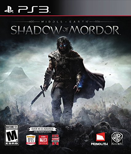Warner Home Video - Games Middle Earth: Shadow of Mordor (PS3)