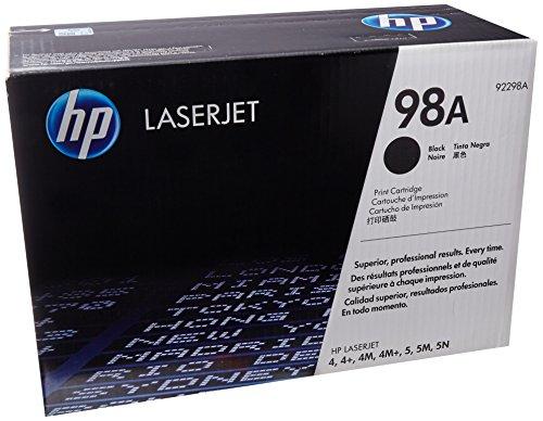 HP Laserjet 92298A Print Cartridge (Black)