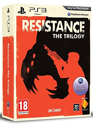 Sony Resistance:The Trilogy Edition