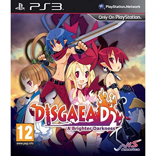 Playstation Disgaea D2 (PS3 JAPAN IMPORT)